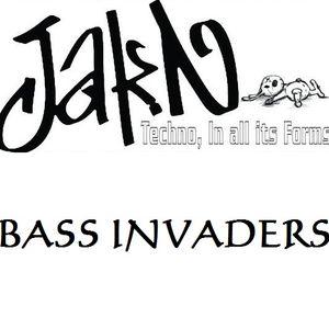 Bass Invaders (Live PA) @ JaK-N - Edinburgh - 06.12.2003