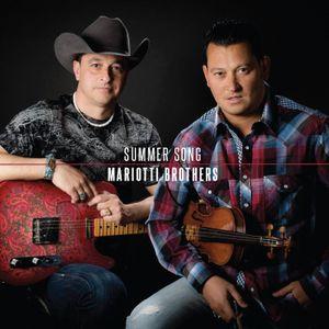 """Les News de Nashville avec Alison. Au sommaire The Mariotti Brothers nouvel album """"Summer Song"""""""
