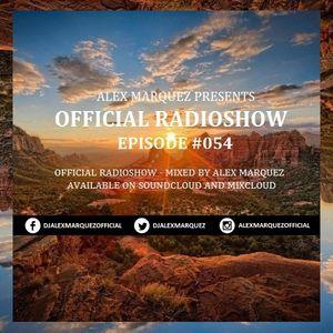 Alex Marquez @ Official RadioShow Episode #054