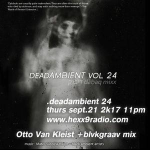 ́̕ד͝י̵͠ב͟ו́͞ק̛̕͜ ̕ḑ̵ā́́͜ḇ҉̶aq͜ ́͝mi̴͜x̶̸ ҉̡  blvkgraav d̀é́a͠d͘͘͢ ́͠amb̸i͘e̶͢n͏t̛ 24 -hexx9 radio