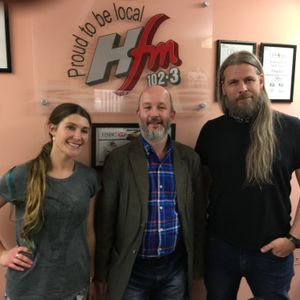 16 May 2017 Quiet Revolution with Kenneth J Nash and Fran Taylor live in session