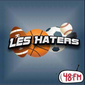 """Les Haters #61 """"Pression en PO NBA et NHL"""" (Emission du 06/06/17)"""