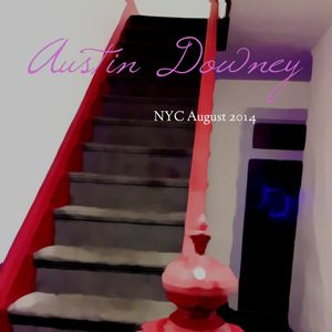 AUSTIN DOWNEY IS EASY - August 2014