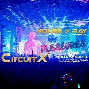 CircuitX   Pleasures (2020)
