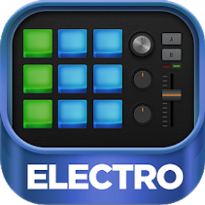 Step into Electro Mix