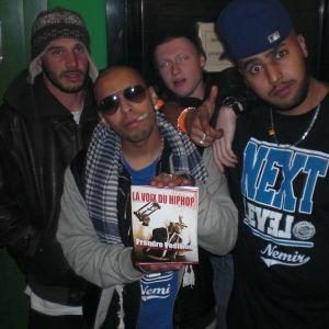Emission La Voix du HipHop du 23 octobre 2010