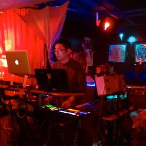 HATAKEN - LIVE @ Posi Bar / Cozmos cafe 11/27/2012
