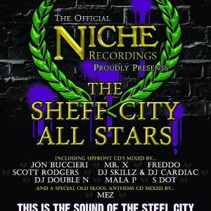 Sdot Phillie (Sheff City All Stars) LIVE Set @ Club Vibe/Niche 29.05.09