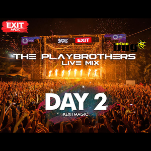 The PlayBrothers Live @ Exit Festival - Urban Bug Stage