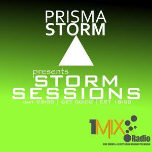 Prisma Storm - Storm Sessions 122