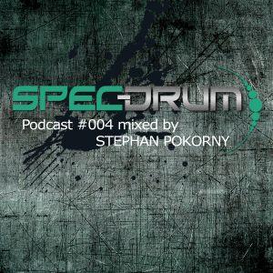 Spec-Drum Podcast #004 - Stephan Pokorny
