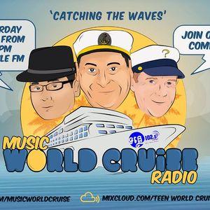 Music World Cruise episode61 22/03/2014 Saturday