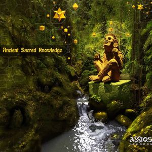 V.A. ANCIENT SACRED KNOWLEDGE / AXIOS RECORDS - Compiled by B.E.N. (Mixed)