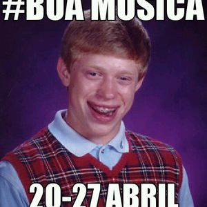 #Boa Música Mixtape - Melhores 20-27 de Abril