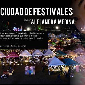 Bogotá: Ciudad de festivales