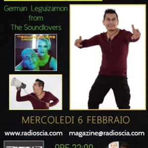06 Febbraio 2019 GERMAN LEGUIZAMON - THE SOUNDLOVERS -Euro DanceStory