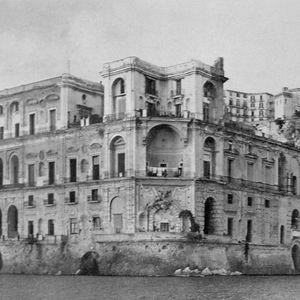 Raffaele La Capria - Palazzo Donn'Anna