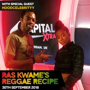 Reggae Recipe - 30/09/18 (Reggae / Dancehall / Bass / Bashment / Afrobeats)
