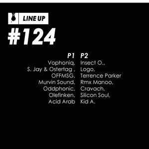 Line Up #124 P2