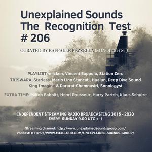 Unexplained Sounds - The Recognition Test # 206