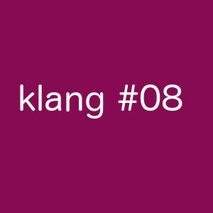 klang#08