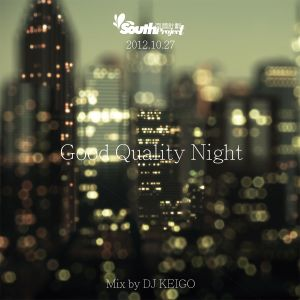 2012.10.27 GQ Party@The Bird by DJ Keigo mix