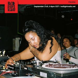FAUZIA @ Red Light Radio 09-21-2019
