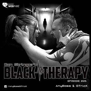 AnyBass & G-Trick - Black Therapy! EP026 on Radio WebPhre.com