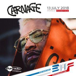 Carnage @ EMF 2018