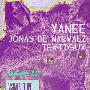 Textigux 12-10-2013 openning Maos Club