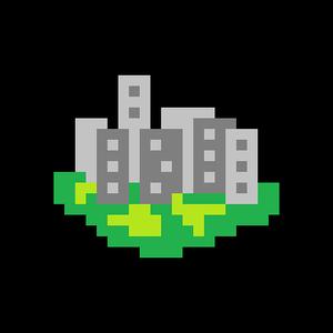 bustling city outskirts mini-mix