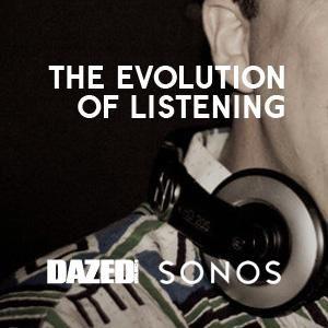 Bora Pak - Dazed X Sonos Evolution Of Music