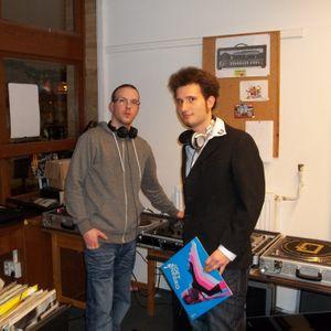 DJ San & Deejay Krüge® live @ Lesz Rádió 2011.12.08. (Komoly Mix 60. adás)