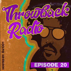 Throwback Radio #20 - DJ J-Scratch (Funk & Old School)