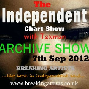 The Independent Chart Show. Archive show . 7th Sep 2012