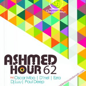 Ashmed Hour 62 // Golden Mix By Oscar Mbo