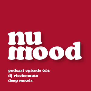 nu mood radio podcast // episode 012 // riccicomot