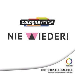DJ Marauder - Cologne Pride 2017 (LSU 01)