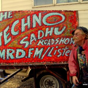 THE TECHNO SADHU SHOW# 67 September 2016 - KMRD LP 96.9 FM MADRID NEW MEXICO