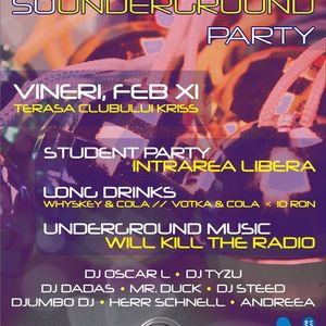 Herr Schnell @ Kriss Club - Smashing Sounderground Party - 11.02.2011 - Mix Cut