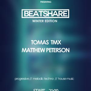 Tomas TMX - Beatshare Selection 70 (Bye Bye 2019 Live from Prague)