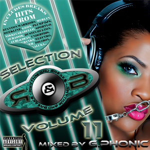 Rhythm & Breaks Selection 011 with G.Phonic