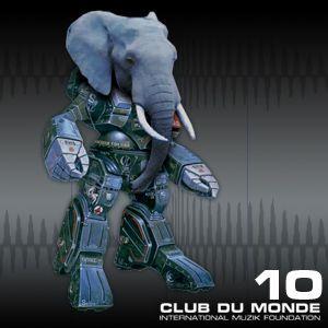Club du Monde #10B . 0270272010