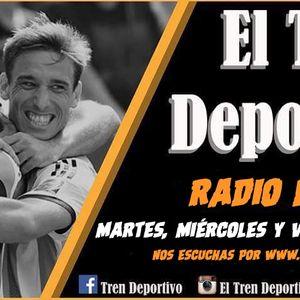 EL TREN DEPORTIVO 28-06-17 en RADIO LEXIA