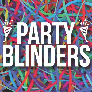 Party Blinders mini-mashup (Relentless & Modestep Leeds Festival competition mix )