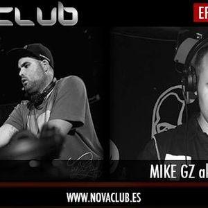 Novaclub Radio Show (T1, Ep.23) with José Morales & Mike GZ a.k.a The Preacher (22/06/2013)