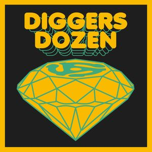 The Boogie Monster - Diggers Dozen Live Sessions (March 2014 Australia)