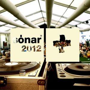 Magda - Live @ Sonar 2012, Sonar Club, Barcelona, Espanha (15.06.2012)