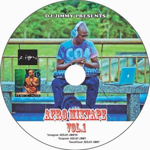 AFROMIX TAPE VOL.1 BY DJ JIMMY