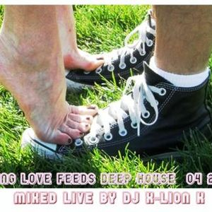 Spring Love Feeds Deep House 2009